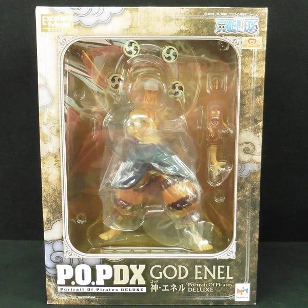 メガハウス P.O.P DX ワンピース 神・エネル /ONEPIECE