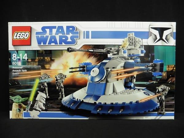レゴ STAR WARS 8018 分離主義者 AAT アタック タンク