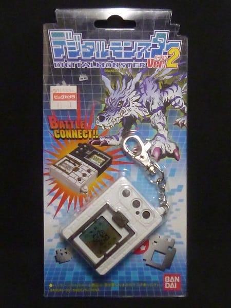 バンダイ デジタルモンスター Ver.2 白 ホワイト デジモン
