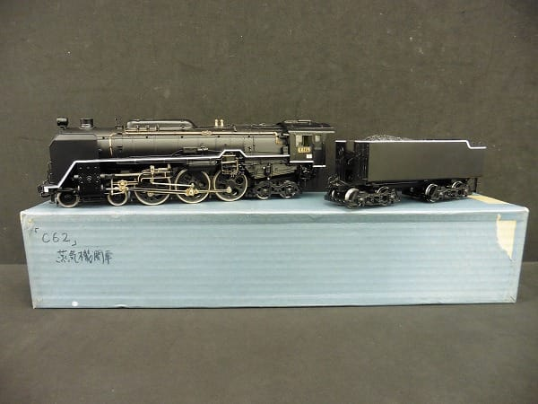 カツミ OJゲージ C62 蒸気機関車 / 鉄道模型 25形式 国鉄