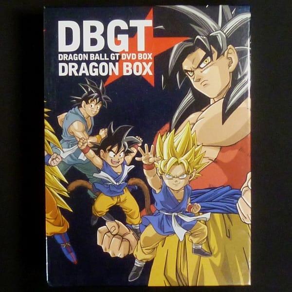 ドラゴンボール DVD BOX DRAGONBOX GT編 12枚組 / DBGT アニメ