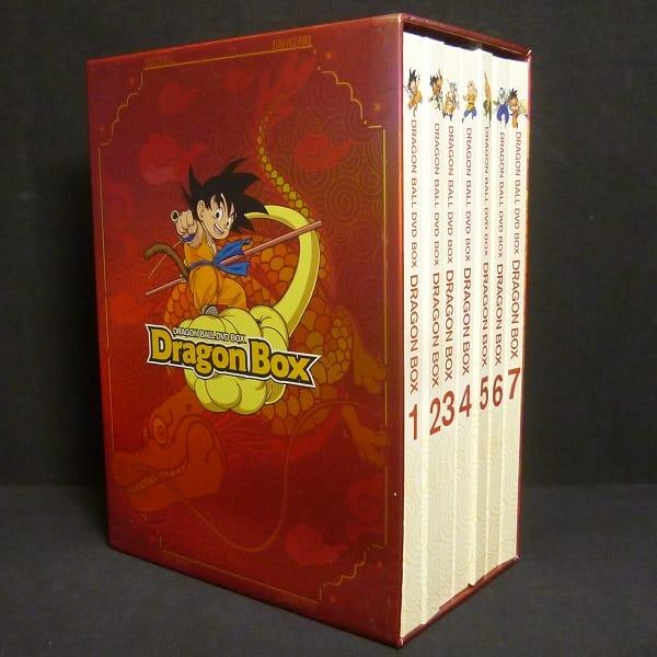 ドラゴンボール DVD BOX DRAGON BOX 全26巻 鳥山明 DB