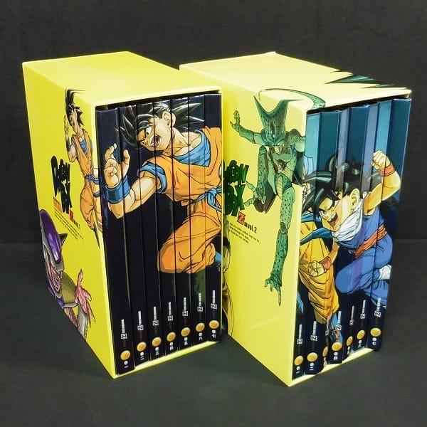 DRAGONBOX Z編 vol.1 vol.2 DVDBOX ドラゴンボール