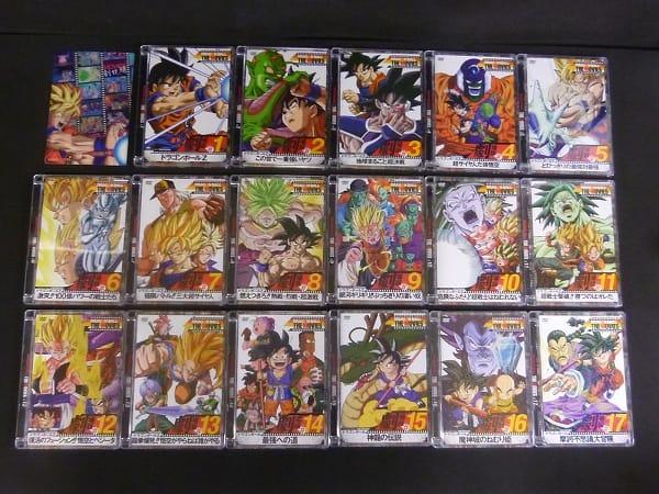 ドラゴンボールZ THE MOVIES DVD 全17巻 劇場版 鳥山明