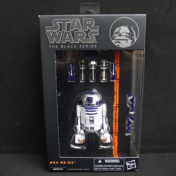ハズブロ STARWARS ブラックシリーズ 6インチ R2-D2
