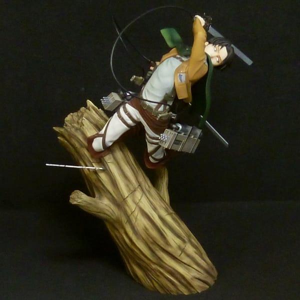 コトブキヤ ARTFX 1/8 リヴァイ フィギュア / 進撃の巨人