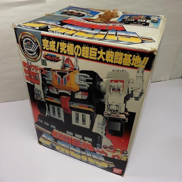 戦闘巨人 ターボビルダー / ターボレンジャー 戦隊ロボ