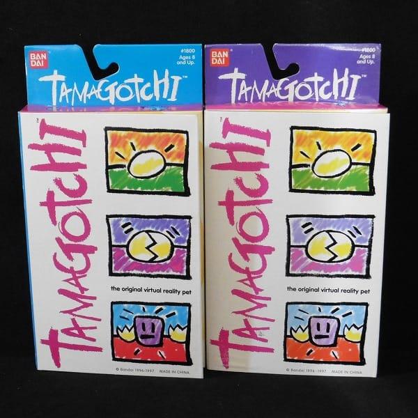 海外版 たまごっち TAMAGOTCHI 英語版 2種 /携帯ペット
