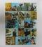 カルビー 旧 仮面ライダー カード 107 - 131 コンプ