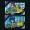 聖闘士星矢 セイントパラダイス カードダス 45 47