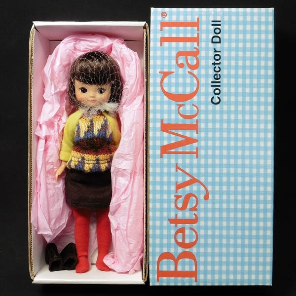 ベッツィーマッコール ベーシック ブルネット BC0103