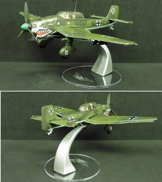 コーギー 1/72 Ju87B1 ドイツ空軍 第Ⅱ飛行隊 AA32515_2