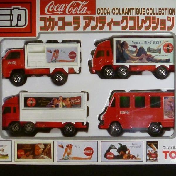 トミカ コカ・コーラ アンティークコレクション_2