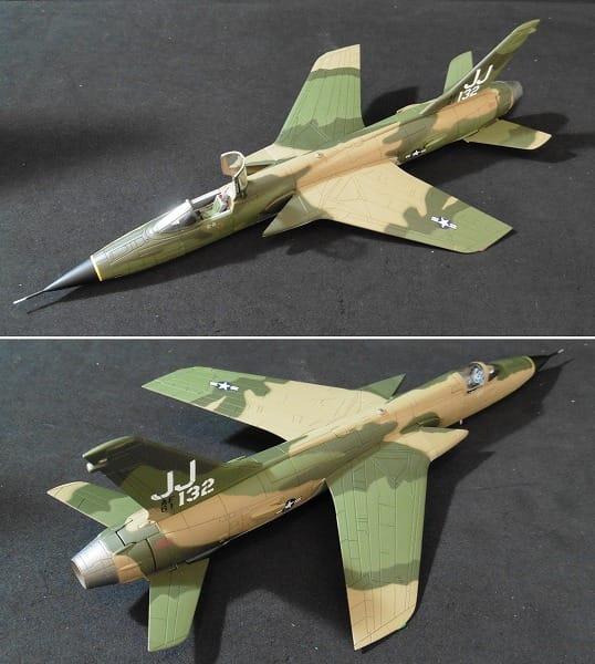 ホビーマスター 1/72 F-105D サンダーチーフ HA2501_3