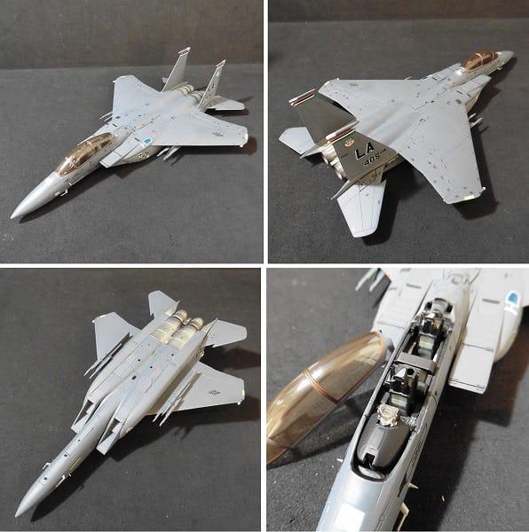 ドラゴン 1/72 ボーイング F-15E ストライクイーグル_3