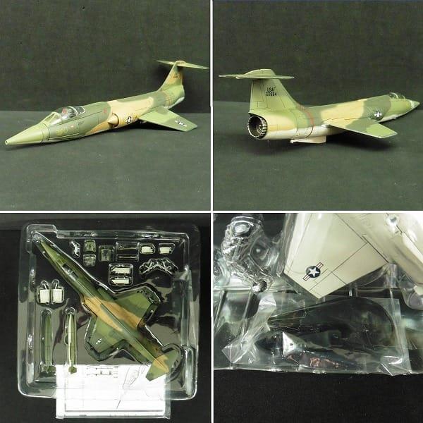 ホビーマスター 1/72 F-104C プッシー・キャット_2