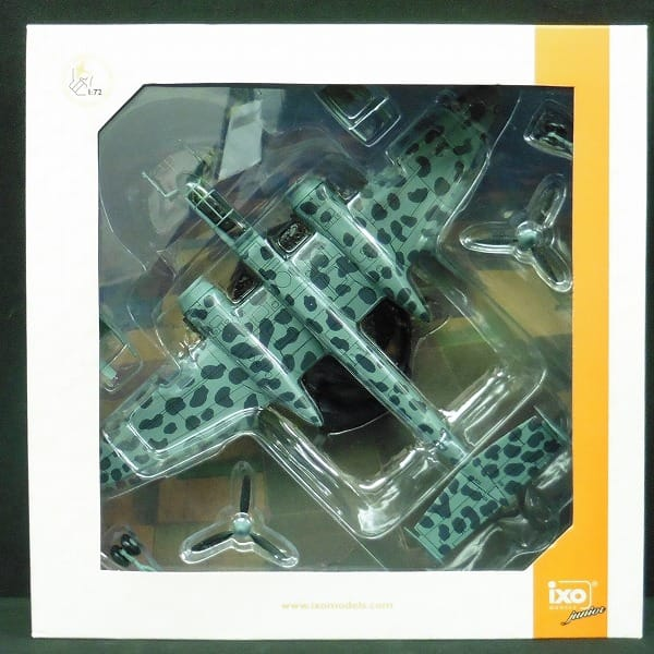 ixo 1/72 ハインケル He 219A-0 ウーフー /イクソ_1