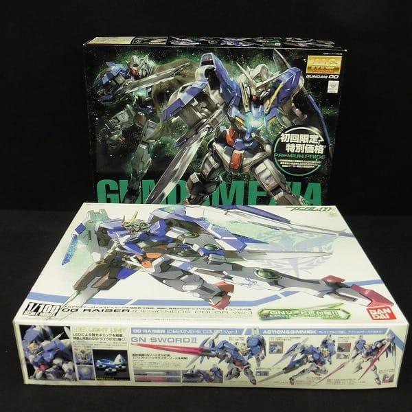 MG 1/100 ガンダム00 エクシア ダブルオーライザー_1
