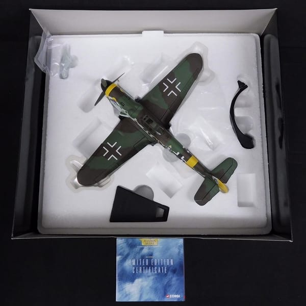 コーギー 1/32 メッサーシュミット Bf109G-6_2