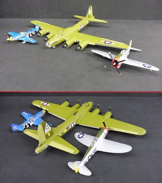 コーギー 1/72 アメリカ陸軍 第8航空隊 3機セット_3