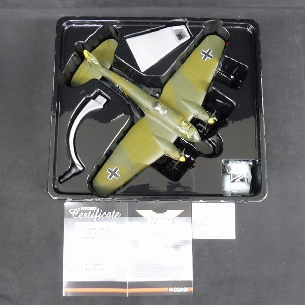コーギー 1/72 ハインケル He-III H-3 KG53 / ドイツ_2