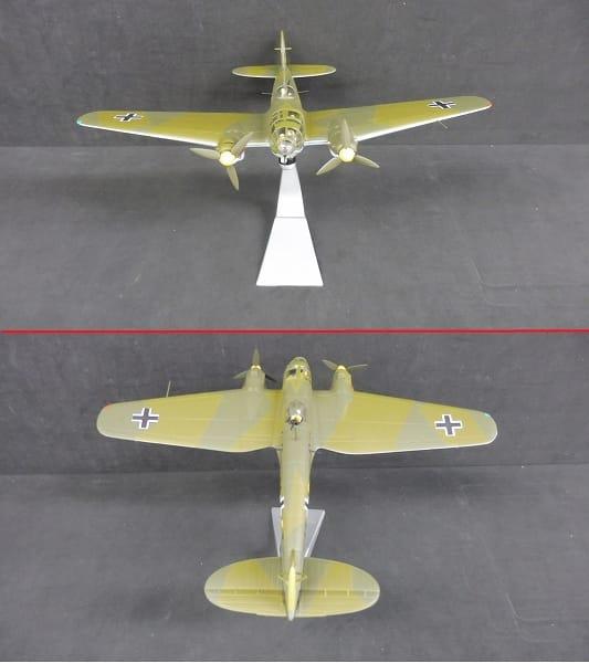 コーギー 1/72 ハインケル He-III H-3 KG53 / ドイツ_3