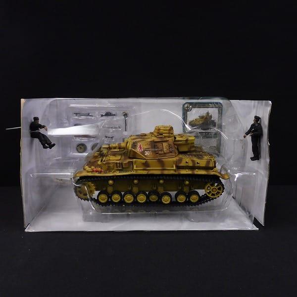 ユニマックス FORCES OF VALOR 1/32 ドイツ 4号戦車 F型_2