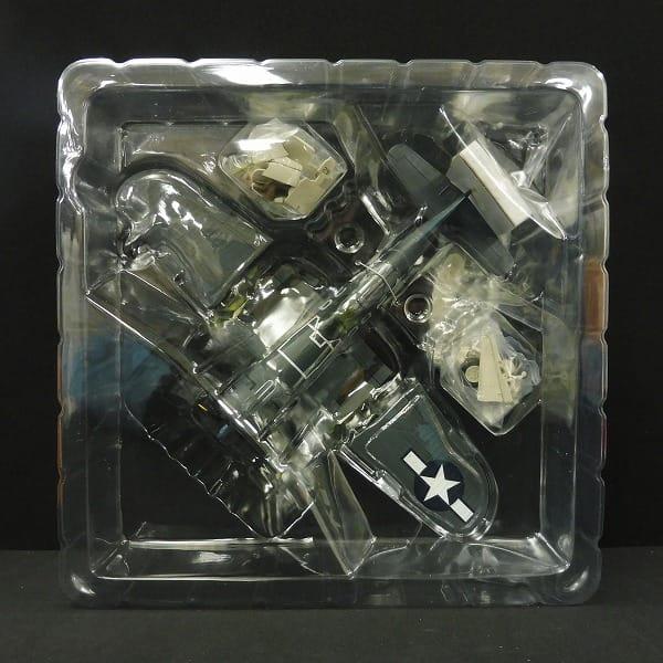 ホビーマスター 1/48 F4U-1A コルセア ホワイト29_2