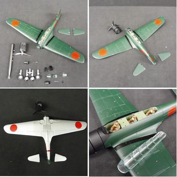 マルシン 1/48 97式3号 艦上攻撃機 完成品シリーズ3_3