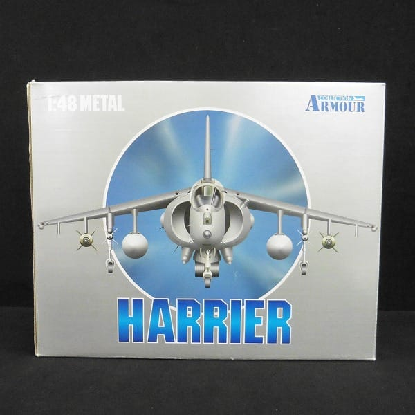 ARMOUR COLLECTION 1/48 ハリアー AV8 B 98052 米海兵隊_1