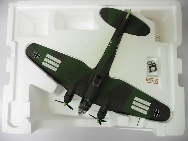 フランクリンミント 1/48 ハインケル He111 ドイツ空軍_2