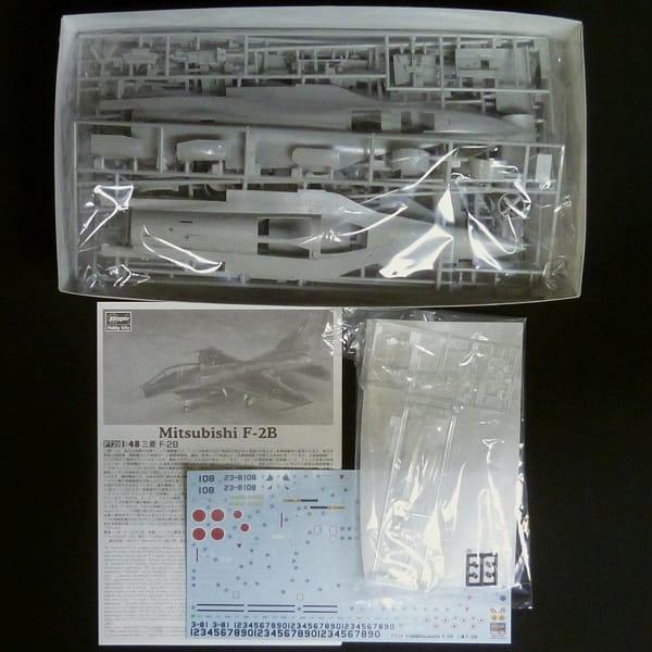 ハセガワ 1/48 三菱 F-2A 8SQ パンサーズ F-2B_3