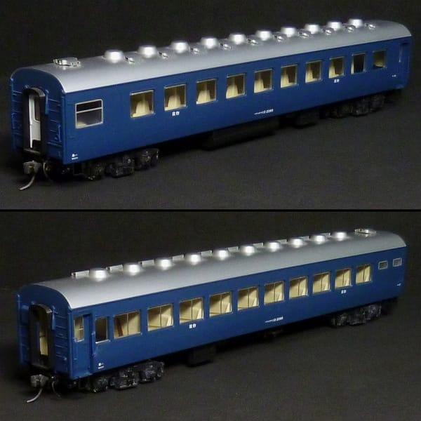 TOMIX HO-511 ナハネフ10(青) / 国鉄10系寝台客車_3