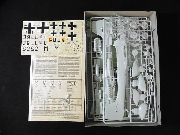 レベル 1/32 雷電21型 ユンカース Ju87B スツーカ_3