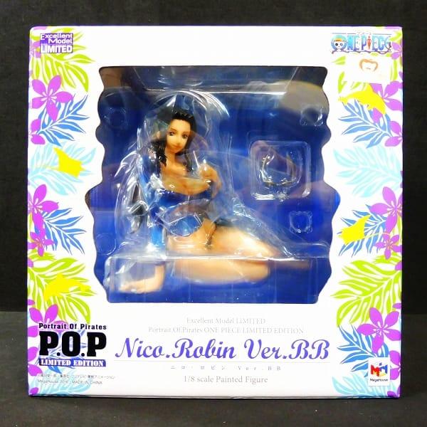 メガハウス P.O.P ニコ・ロビン Ver.BB / POP