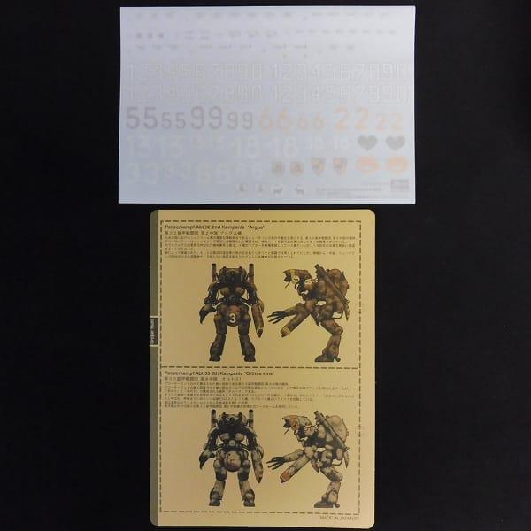 ハセガワ Ma.K. 1/20 P.H.J. 101 グローサーフント_3