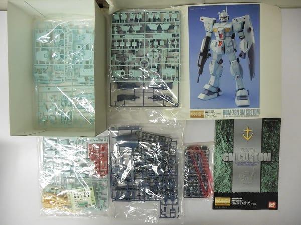 MG 1/100 ジェスタ ジム・カスタム / ガンダム_3