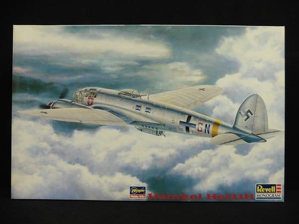 レベル ハセガワ 1/48 ハインケル He111 /ドイツ