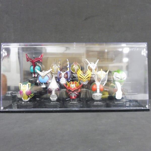 仮面ライダー マスクコレクション Vol.3 まとめて_1