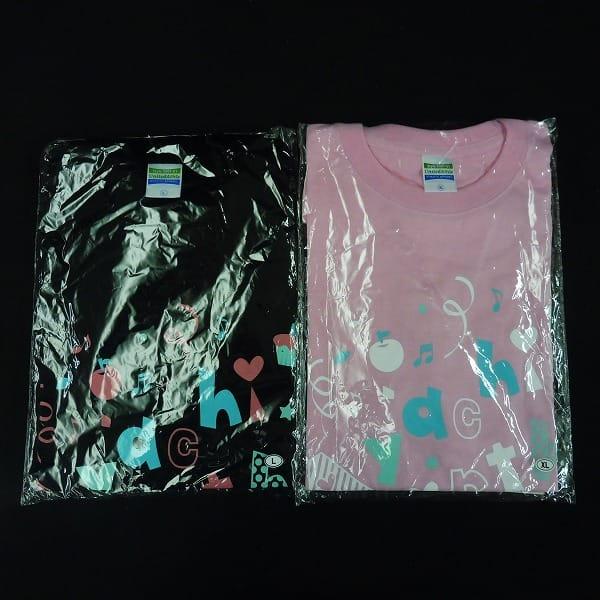竹達彩奈 Ayachi Birthday Tシャツ2015 ブラック ピンク