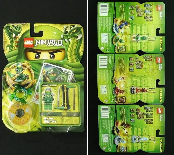 LEGO ニンジャゴー ロイドZX サムライX NRGゼン_3