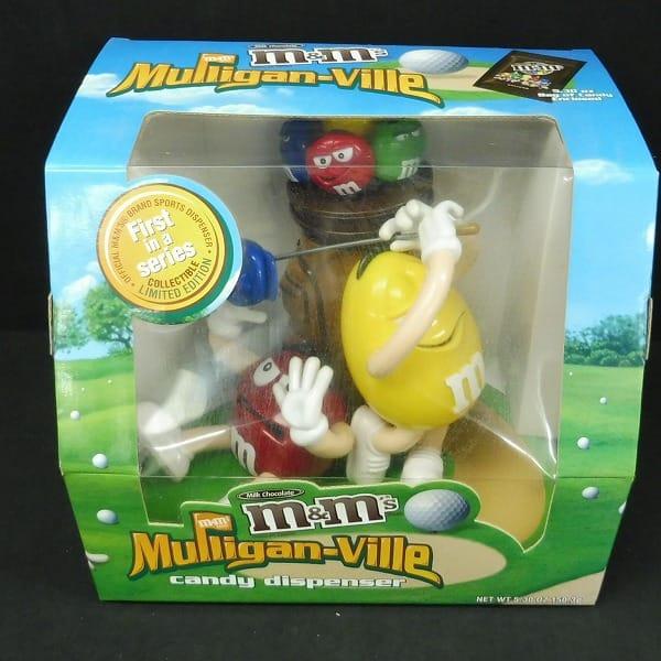 m&m's ゴルフ キャンディディスペンサー 5.3oz X_1