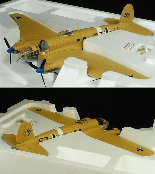 FRANKLIN MINT 1/48 アーマー ハインケル He111-STD_3