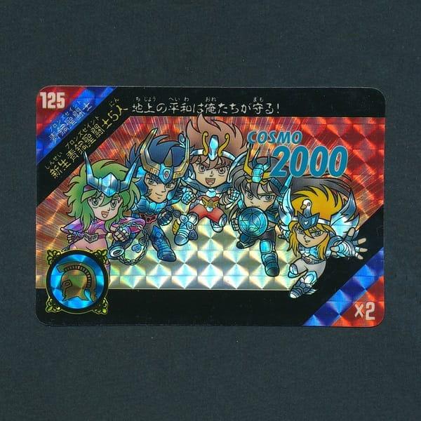 聖闘士星矢 セイントパラダイス カードダス 125