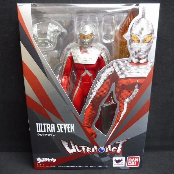 ULTRA-ACT ウルトラセブン BANDAI / ウルトラアクト