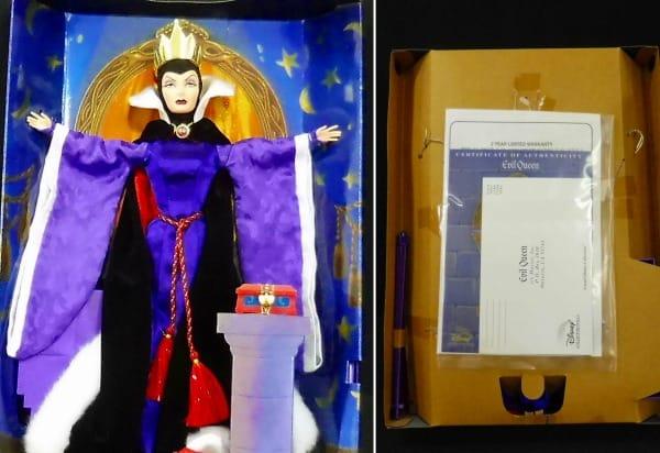 ディズニーコレクタードール Evil Queen / 白雪姫_2