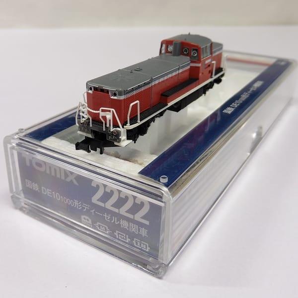 TOMIX 2222 DE10-1000形 ディーゼル機関車 / Nゲージ