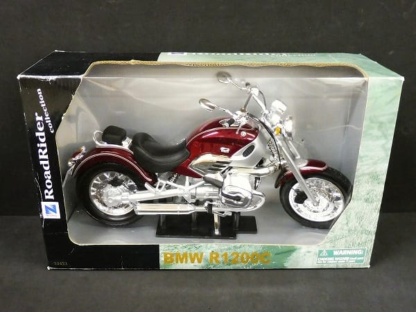 NewRay 1/6 Road Rider collection BMW R1200C / #53453