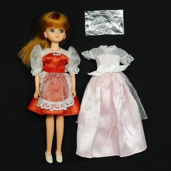 タカラ 3代目 リカちゃん 日本製 / ドレス ドール