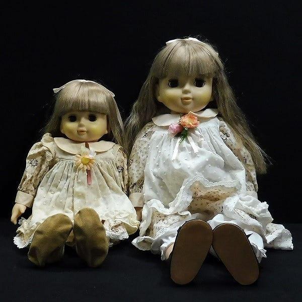 セキグチ リタ 人形 Sサイズ & Lサイズ / レトロ ドール